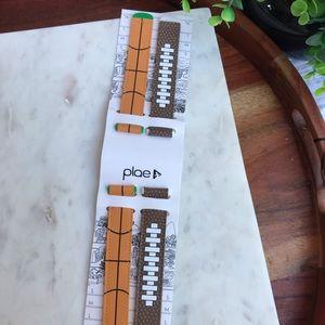 PLAE🍂🍁Set of 4 Tabs New in packaging